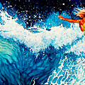 Surfer Girl by Hanne Lore Koehler