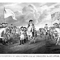 Surrender Of Lord Cornwallis At Yorktown by War Is Hell Store