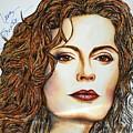Susan Sarandon by Joseph Lawrence Vasile