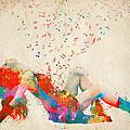 Sweet Jenny Bursting With Music by Nikki Smith