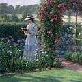 Sweet Solitude by Edmund Blair Leighton