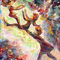 Swinging High by Naomi Gerrard