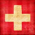 Switzerland Flag by Setsiri Silapasuwanchai