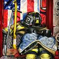 Symbols Of Heroism by Paul Walsh