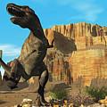 T-rex by Corey Ford