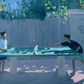 Table Tennis by Andrew Macara