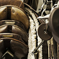 Tac Room Saddles by John Greim