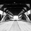 Taftsville Covered Bridge by Greg Fortier