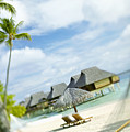 Tahiti, Bora Bora by Kyle Rothenborg - Printscapes