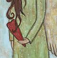 Tall Angel With Heart by Rain Ririn