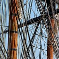 Tall Ship Series 11 by Scott Hovind