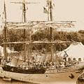 Tall Ship Series 6 by Scott Hovind