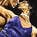 Tango Heat by Richard Young