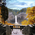 Taughannock In Autumn by Jessica Jenney