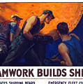 Teamwork Builds Ships by War Is Hell Store