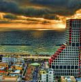 Tel Aviv Lego by Ron Shoshani