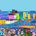 Tenby Harbour  I by Gareth Davies