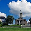Tennessee State Capitol Nashville by Susanne Van Hulst