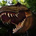 Terrible Lizard by David Lee Thompson