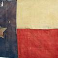 Texas Flag, 1842 by Granger