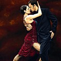 That Tango Moment by Richard Young