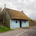 Thatch Roof Cottage Galway by Pierre Leclerc Photography