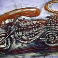 The Alien Bike by Russell Pierce