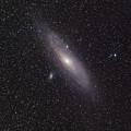 The Andromeda Galaxy by Phillip Jones