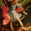 The Archangel Michael Defeating Satan by Guido Reni