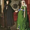 The Arnolfini Marriage by Jan van Eyck