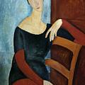 The Artist's Wife by Amedeo Modigliani