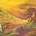 The Autumn Music Wind by Karina Ishkhanova