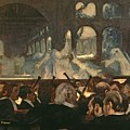 The Ballet Scene From Meyerbeer's Opera Robert Le Diable by Edgar Degas