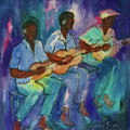The Band Boys by Karen Bower