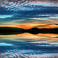 The Brush Strokes Of Evening by Tara Turner
