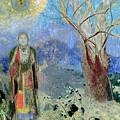 The Buddha by Odilon Redon