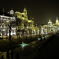 The Bund - Shanghai's Famous Waterfront by Christine Till