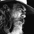 The Bushman by Avalon Fine Art Photography