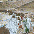 The Calling Of St. Andrew And St. John by Tissot