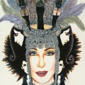 The Cher-est Painting by Joseph Lawrence Vasile