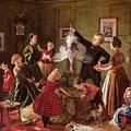 The Christmas Hamper by Robert Braithwaite Martineau