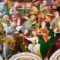 The Concert Of Angels by Gaudenzio Ferrari