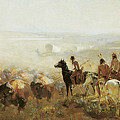 The Conquest Of The Prairie by Irving R Bacon