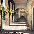 The Corridor 2 by Sam Sidders