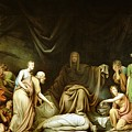 The Court Of Death by Rembrandt Peale
