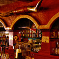 The Cowboy Club Bar In Sedona Arizona by David Patterson