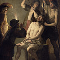 The Crowning With Thorns by Jan Janssens