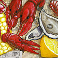 The Daily Seafood by JoAnn Wheeler