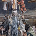 The Descent From The Cross by Tissot