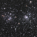 The Double Cluster, Ngc 884 And Ngc 869 by Robert Gendler
